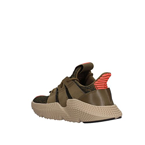 adidas Originals Prophere J Trace Olive Textile Youth Trainers Trace Olive