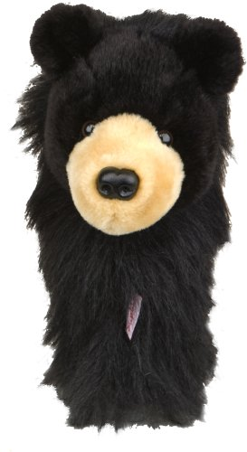 Daphne's Black Bear - Daphne Headcovers Driver