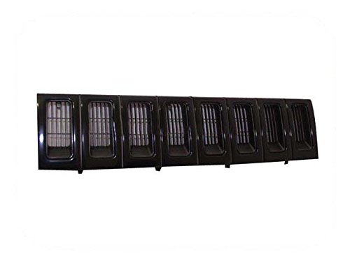(93-95 Jeep Grand Cherokee Grille Black CH1200142)