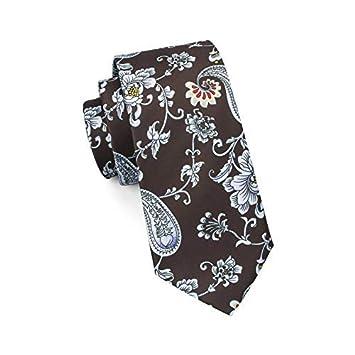 AK Hombres S Tie Dn-1245 Recién Llegados Corbatas Marrones Moda ...