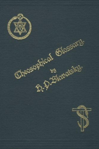 Theosophical-Glossary
