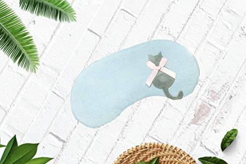 Hot & Cold Therapy Gel Eye Mask Sleep Mask, Good for Bedtime, Napping, Travel, Puffy Eyes & Dark Circles by YOLI® (Image #4)