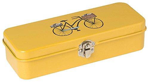 (Danica Studio Pencil Tin Box, Bicicletta)