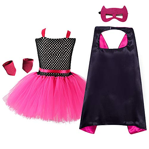 Baby Batgirl Tutu Costumes - AQTOPS Batgirl Costumes for Baby Girls