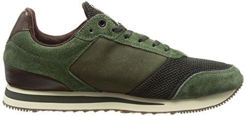 Marc O'Polo Herren Sneaker Grün (Oliv 415)