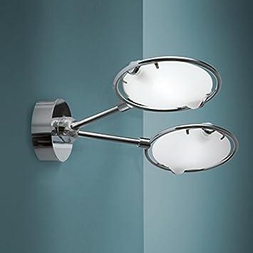 Fontana Arte NOBI Wandlampe, 2-flammig - Design Metis Lighting ...