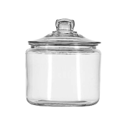 3 quart glass jar - 2