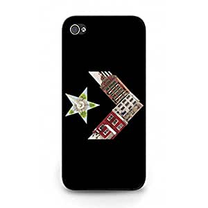 Converse Logo Phone Case for Iphone 5/5s Premium Style Luxury Converse Logo Protective Cover Case