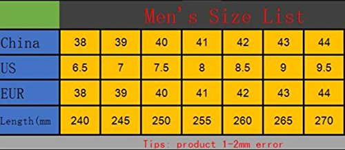 Fashion Casual Brown Breathable Jackdaine Round Men Shoes Shoes Men's Leather AEpwq5w