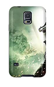 Tpu Shockproof/dirt-proof Splinter Cell Conviction (2010) Game Cover Case For Galaxy(s5)