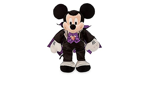 Disney Mickey Mouse Halloween Plush - Small - 13 by Disney Interactive Studios: Amazon.es: Juguetes y juegos