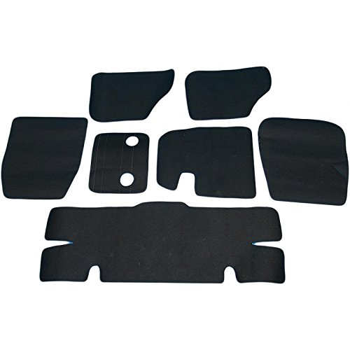 Eckler's Premier Quality Products 40138602 Full Size Chevy Floor Insulation Kit