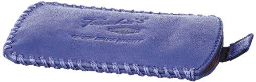 Frankie's Garage Phone GARAGE large - Organizador de bolso de cuero unisex azul - Blau (azur)