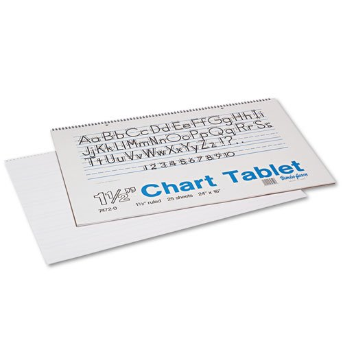 (Pacon Chart Tablet - 24