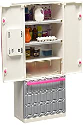 Barbie Fridge Fun Playset