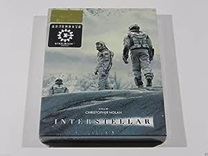 Interstellar Lenticular Boxset [2-Disc Blu-Ray Steelbook + Bonus] * HDzeta Gold Label Exclusive No. 7 * Limited to 1,600 copies