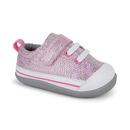 (See Kai Run Girls' Stevie II INF First Walker Shoe Pink Glitter 4 M US Infant)