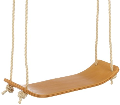 Spielmaus  55130 - Outdoor H-Brettschaukel 200 cm geschwungen