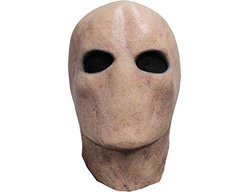 Slender Ghost Adult Mask - ST