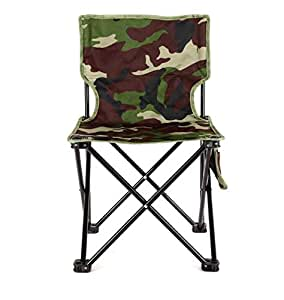 Outdoor Leisure Fishing Folding Chair/Small Bench/Double Camouflage Canvas Chair/Portable Chair(S)