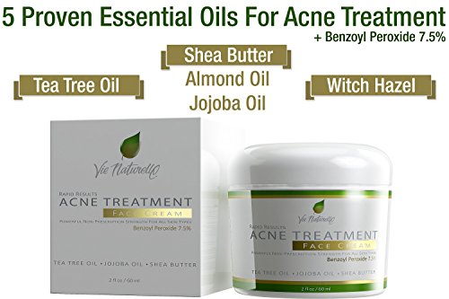 Acne Treatment Cream - Topical Anti Acne Medication ...