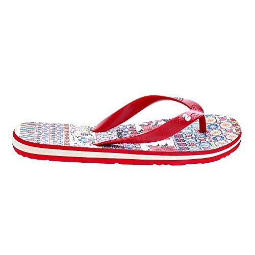 Chanclas Desigual Microrapport Flop Mujer Flip q6t6wAg
