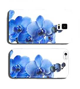Blue orchid cell phone cover case Apple iPhone 4