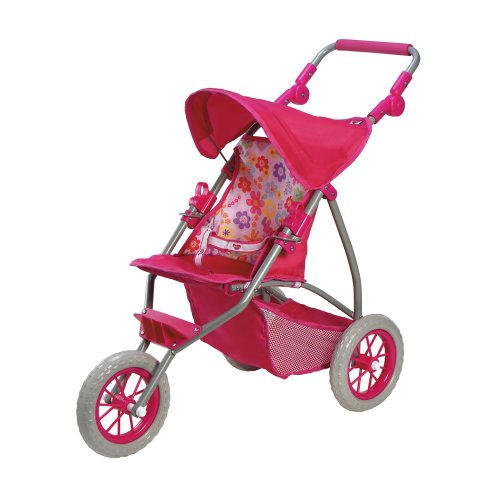 Adora Doll Accessories, 3-wheel Shade Jogger