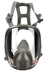 3M Full Facepiece Reusable Respirator 68...