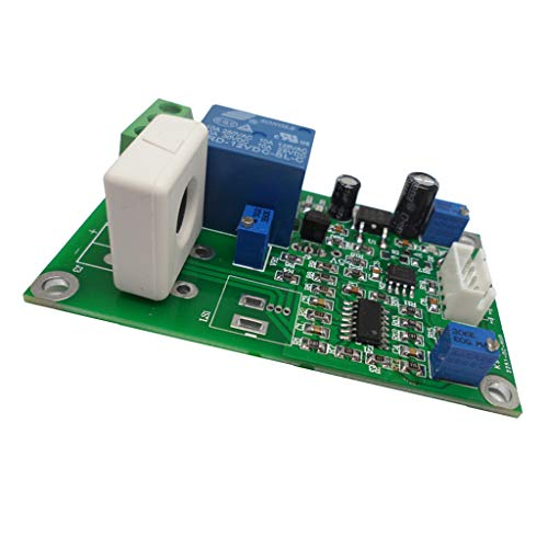 MagiDeal WCS1800 Hall Current Detection Sensor Module DC 0-35A Output, Working Voltage 12V by non-brand