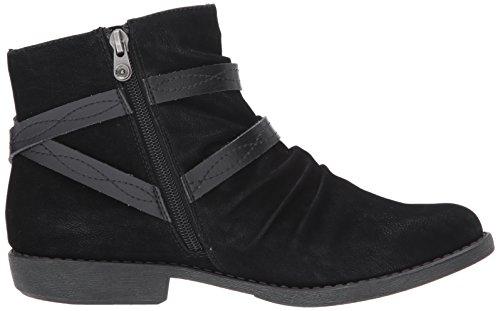 Blowfish Women's Astra Ankle Bootie Black Fawn Polyurethane/Dyecut Polyurethane taQA5