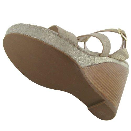 38 us Sandalo Steve Iris Madden 8 Oro Eu qA7nX4xZw