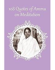 108 Quotes on Meditation