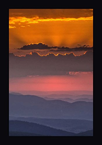 WV, Davis Sunrise on Dolly Sods Wilderness Area by Jay O'Brien - 17