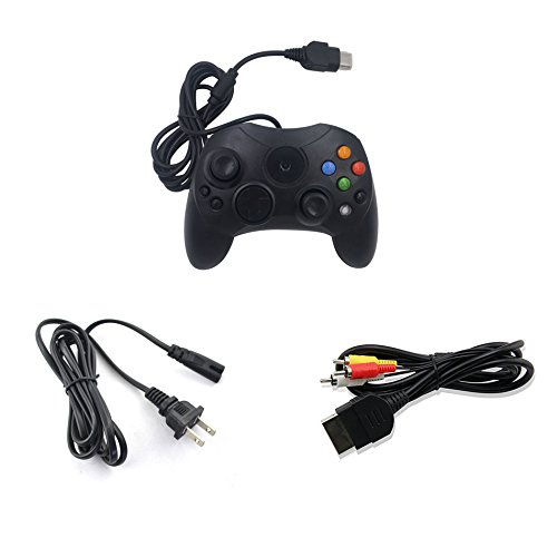 (Xbox Controller / AC Adapter / AV Cable)
