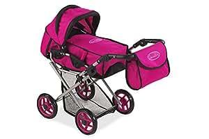 Muñecas Arias - Coche Muñeca Mammy Baby con bolso 39X43X52 61-40311