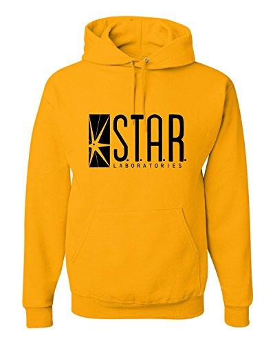 Adult Star Labs Sweatshirt Hoodie