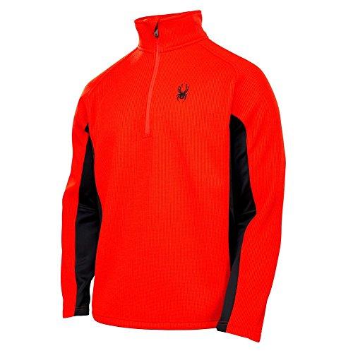 1/2 Zip Core Sweater - 4