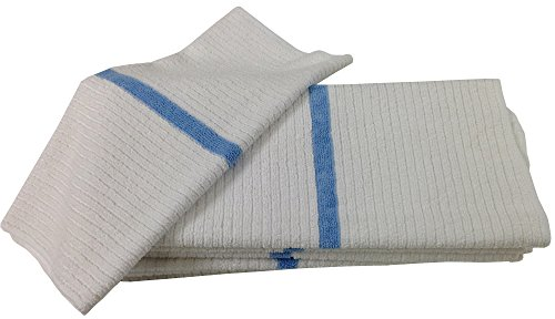 Nouvelle Legende 14 X 18in Ribbed Bar Mop Microfiber Towels
