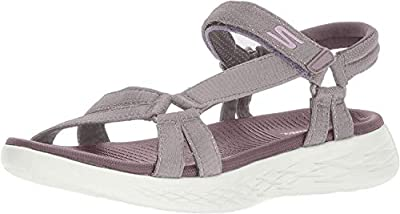 Skechers On The GO 600 Brilliancy Womens River Sandals