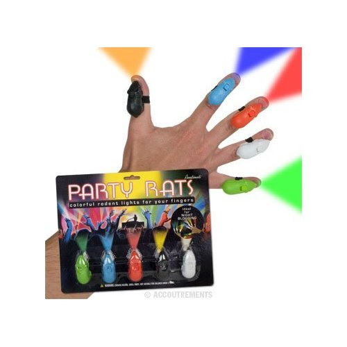 Accoutrements 11889 Party finger lights