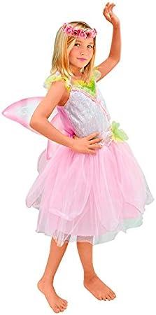 Disfraz Hada rosa niña infantil para Carnaval 2-4 años: Amazon.es ...