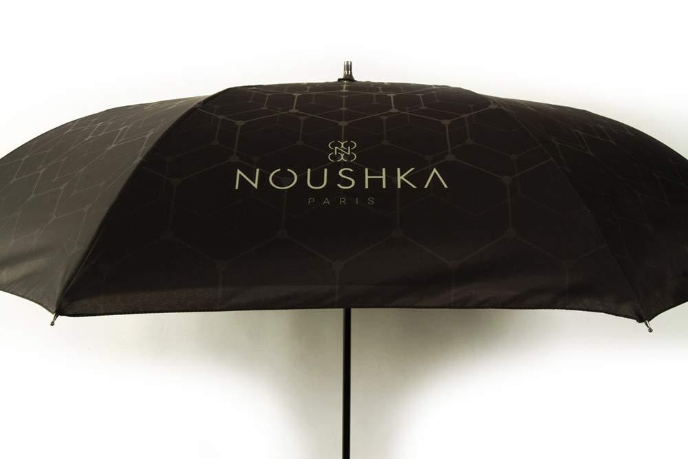 Intelligence/» mod/èle /«Art Garantie 5 Ans /«NOUSHKA/» Parapluie invers/é Automatique Haut-de-Gamme L/éger Elegant et Ultra Solide Double-Toile Anti-UV Emballage et Box Individuel NOUSHKA