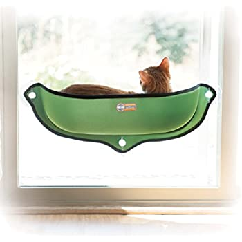 K H Pet Products Ez Mount Kitty Sill Window Cat Bed
