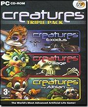 Creatures Collection - 3 Pack ( Exodus, Village & Albian (Creatures Village)