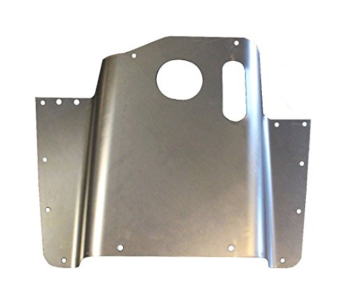 (Motor City Sheet Metal - Works With 1960-1966 Chevrolet Chevy GMC Pickup Truck Transmission Hump Tunnel 4SPEED)