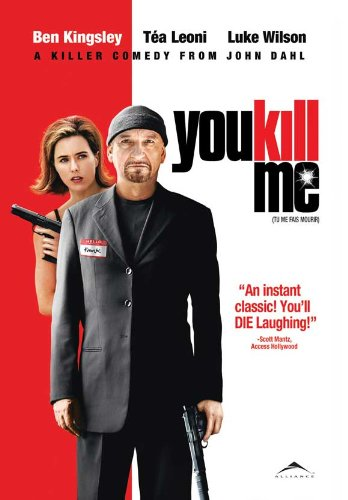 Amazon.com: You Kill Me Cartel Película Canadiense 11 x 17 ...