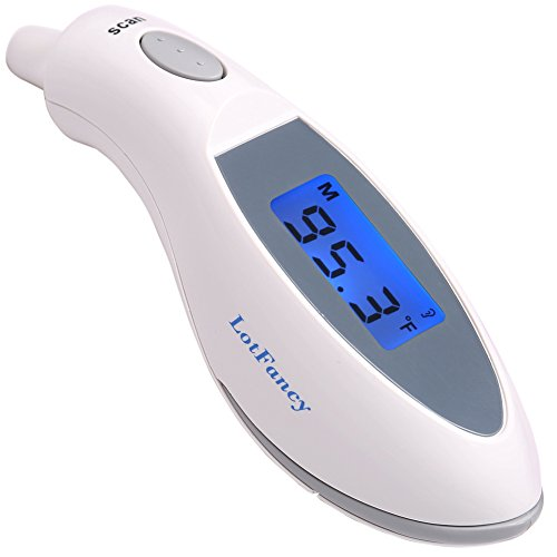 LotFancy Medical Infrared Thermometer Temperature
