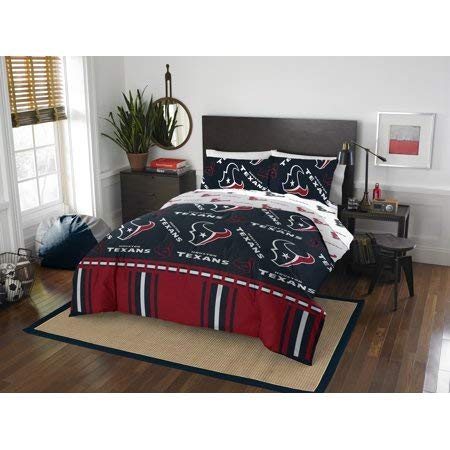 (Official HoustonTexans Bed in a Bag)