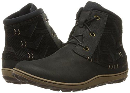 Boot Ashland Vee Nero Merrell Ankle Black Womens q5P0xzwX
